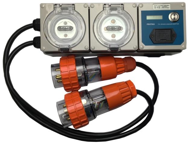 PROTAG TPL 3-Phase Leakage Adaptor Image