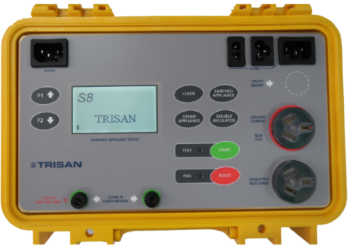 Trisan S8 Image